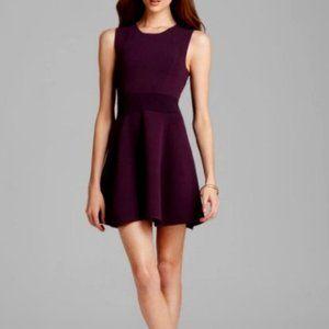 Theory Dominay Ventura Knit Flare Dress